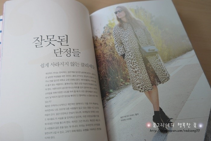da062219e7a 잘못된 단정들, 액세서리의 힘, 싼 옷, 클래스 있게 입어라 등 다양한 패션에 관한 조언을 해주는 책이다.